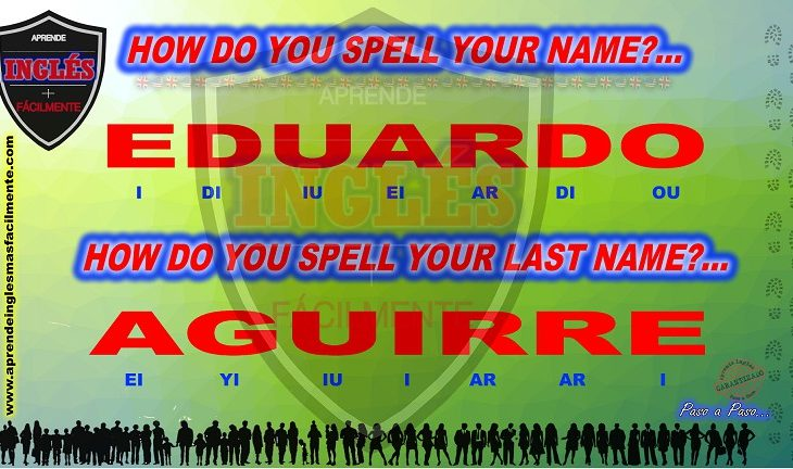 how do you spell your name?